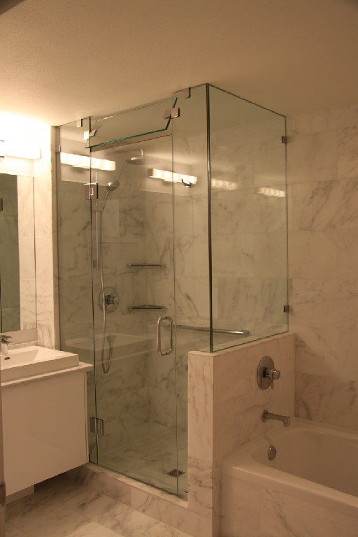 Shower Enclosure Example Of Ours