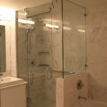12 MM Frameless Shower Enclosure